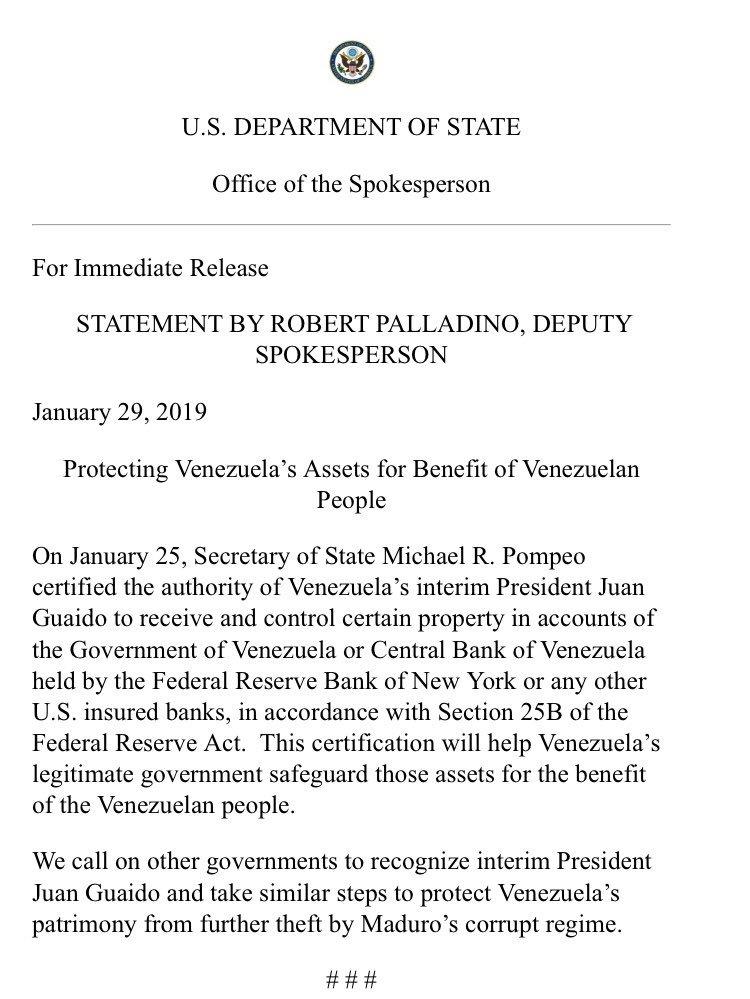 Maduro: Si algo me pasa, ¡retomen el poder y hagan una revolución más radical! - Página 4 DyFPBw6VYAArqQC