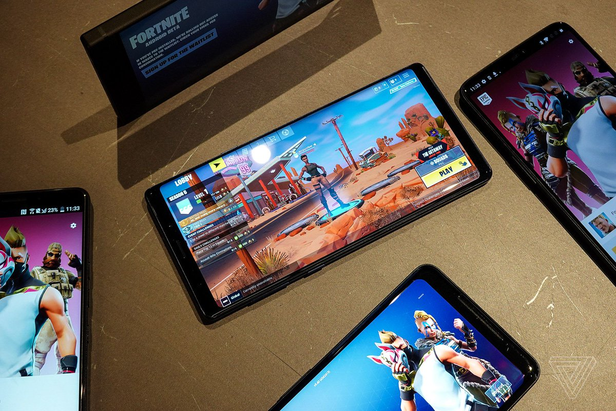 Fortnite now supports Bluetooth controllers on iPhone and Android