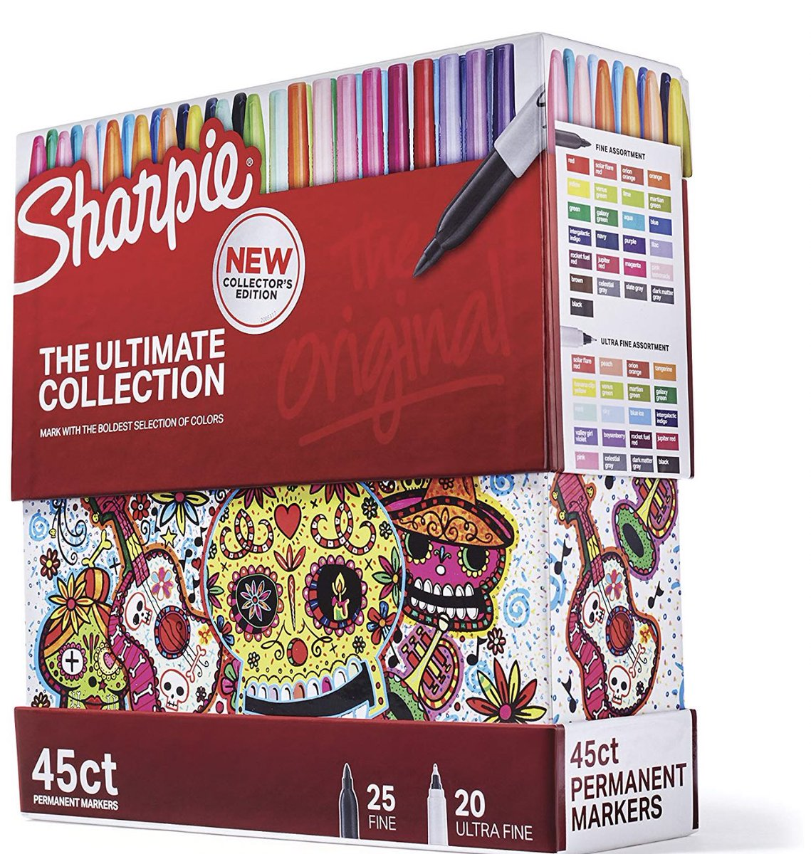 Main Post  RAFFLE: ENDS FEB20  (Electronic Raffle)  not the ticket ok   2 winners can have this 45 count giftset by Sharpie valued $40dollars   ❤️ & Quote RT  #KaFreebiesSharpieGiftSet  In the comment section just explained a little bit Why do you want this item?