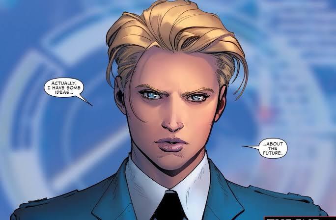 Best Of Marvel Women On Twitter Carol Danvers With Short Hair Looks So Powerful