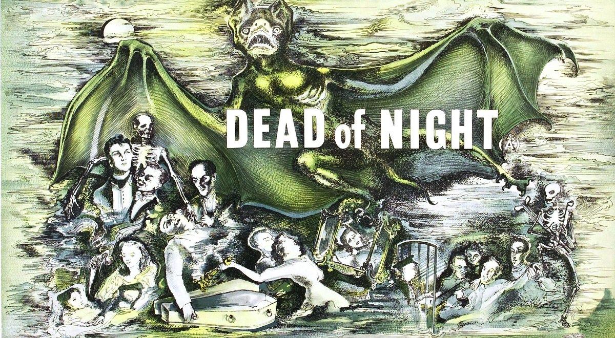 Dead of Night (1945) UK poster artwork