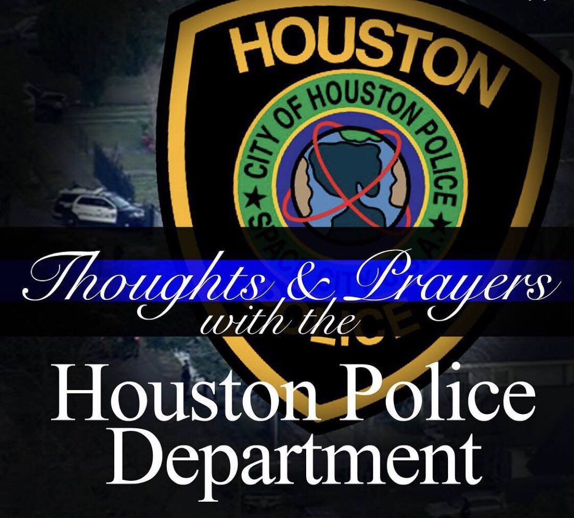 THE LATEST on HPD officer shooting...coming up #now on Houston's Morning Show