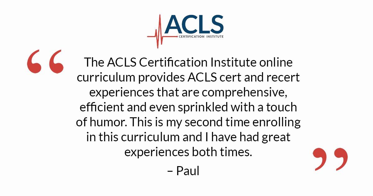 Acls Certification Aclsinstitute Twitter