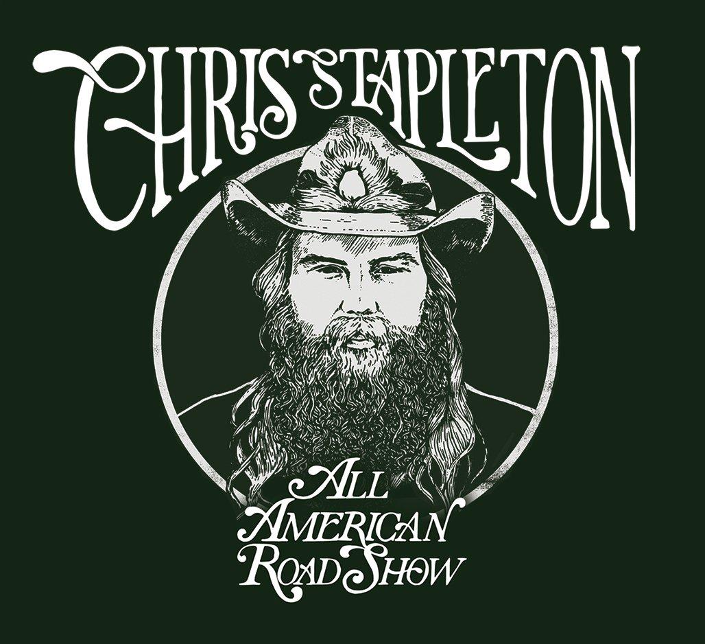 Chris Stapleton @ ChrisStapleton