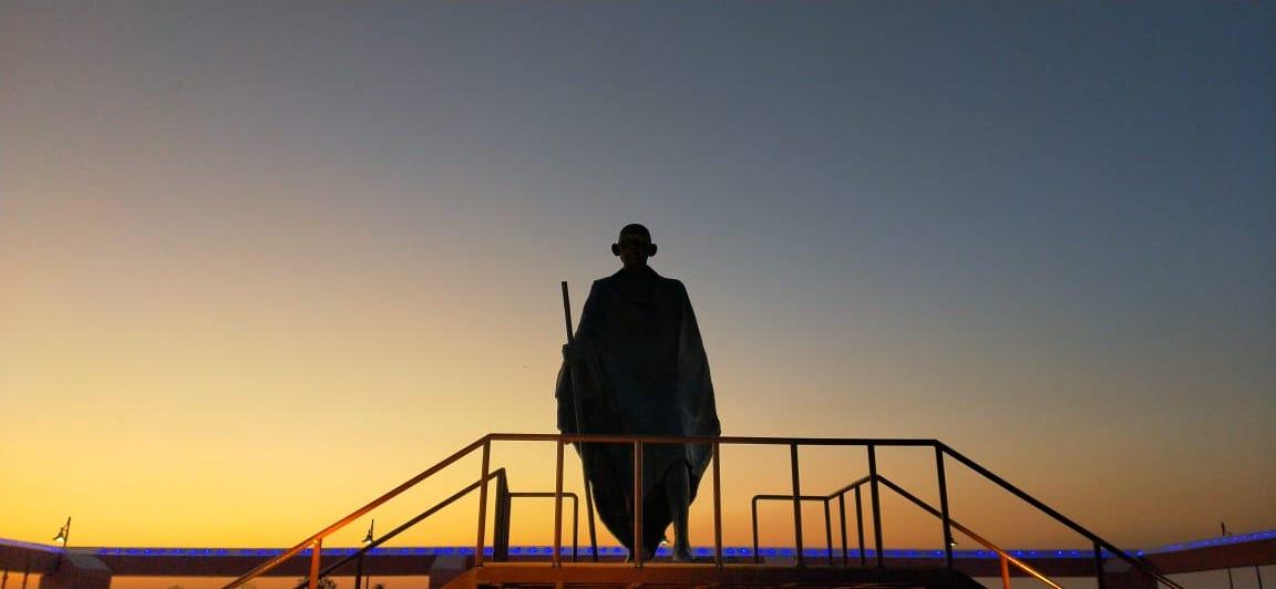 Honouring the legacy of Mahatma Gandhi, inculcating national pride through memorials