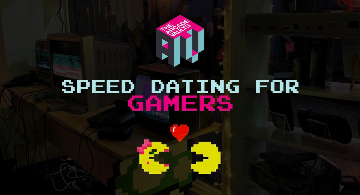 speed dating for geeks