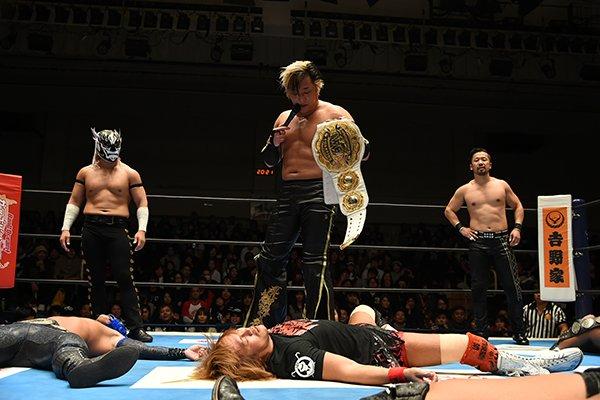 """NJPW: """"Road to the New Beginning"""" El adiós de KUSHIDA 4"""