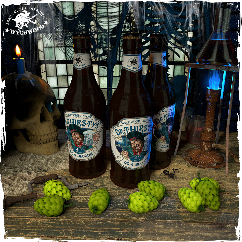 Who&#39;s tried Dr Thirsty? This refreshing beer is packed with flavoursome hops- perfect for quenching your thirst. Don&#39;t say I don&#39;t do anything for you lot. #Tryanuary <br>http://pic.twitter.com/AcRn43npQF