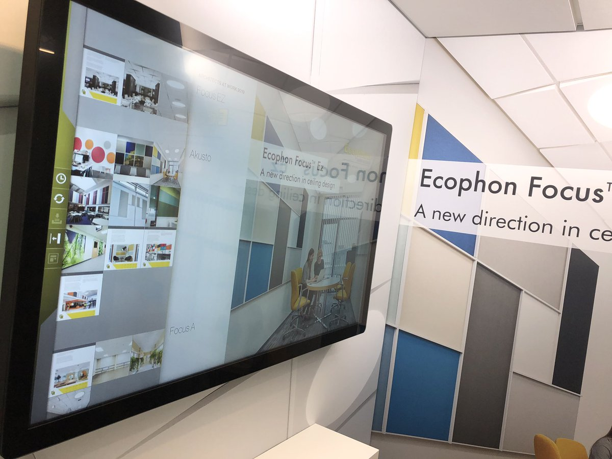 Interactive Exhibition Stand : Simple interactive exhibition stand design ignitionignition