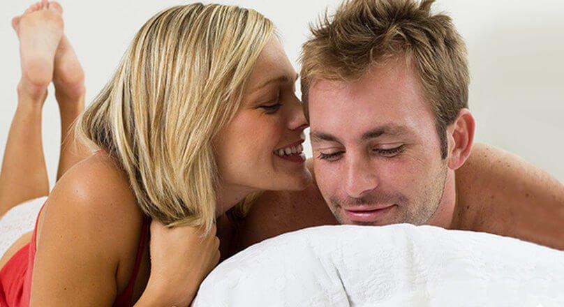 Домашнее видео мужа и жены — 1