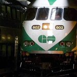 Image for the Tweet beginning: Metrolinx forbids workers in 'safety