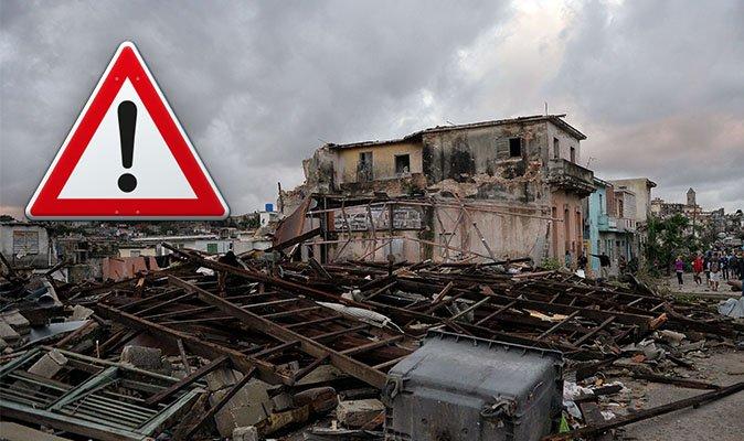 Is Havana SAFE after Cuba tornado? Her's the latest #Cuba #Tornado #TornadoHabana https://t.co/DyNOx5Tzza
