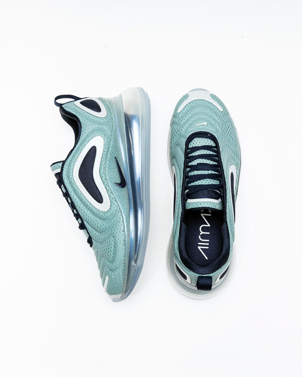 free shipping 2c47e 019d8 This newest entrant to the Air Max family is dressed in an organic green  color on top of a 360-degree Air bubble.  UBIQ  TheWorldOver  Nikepic.twitter.com   ...