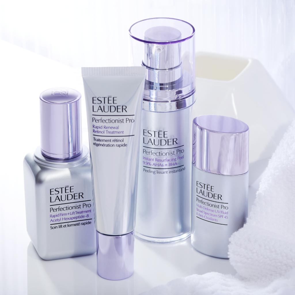 what do you know about estee lauder and our image