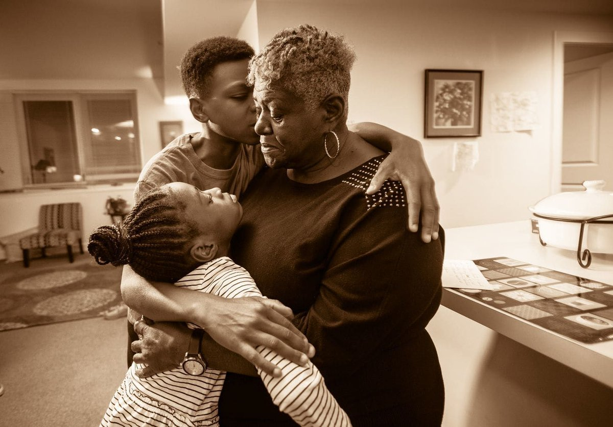 """""""Nationally, the number of children raised by their grandparents increased by nearly 15 percent between 2007 and 2017."""" #OPAC @linkedsenior @GensUnited  https://buff.ly/2sRiYh2"""