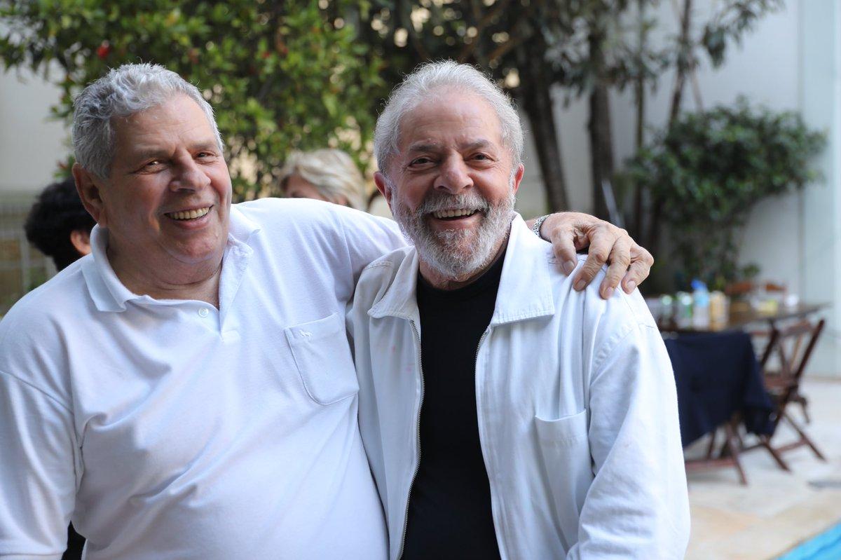 9397312acf2 Defesa de Lula entra com pedido para ex-presidente ir a velório de irmão →