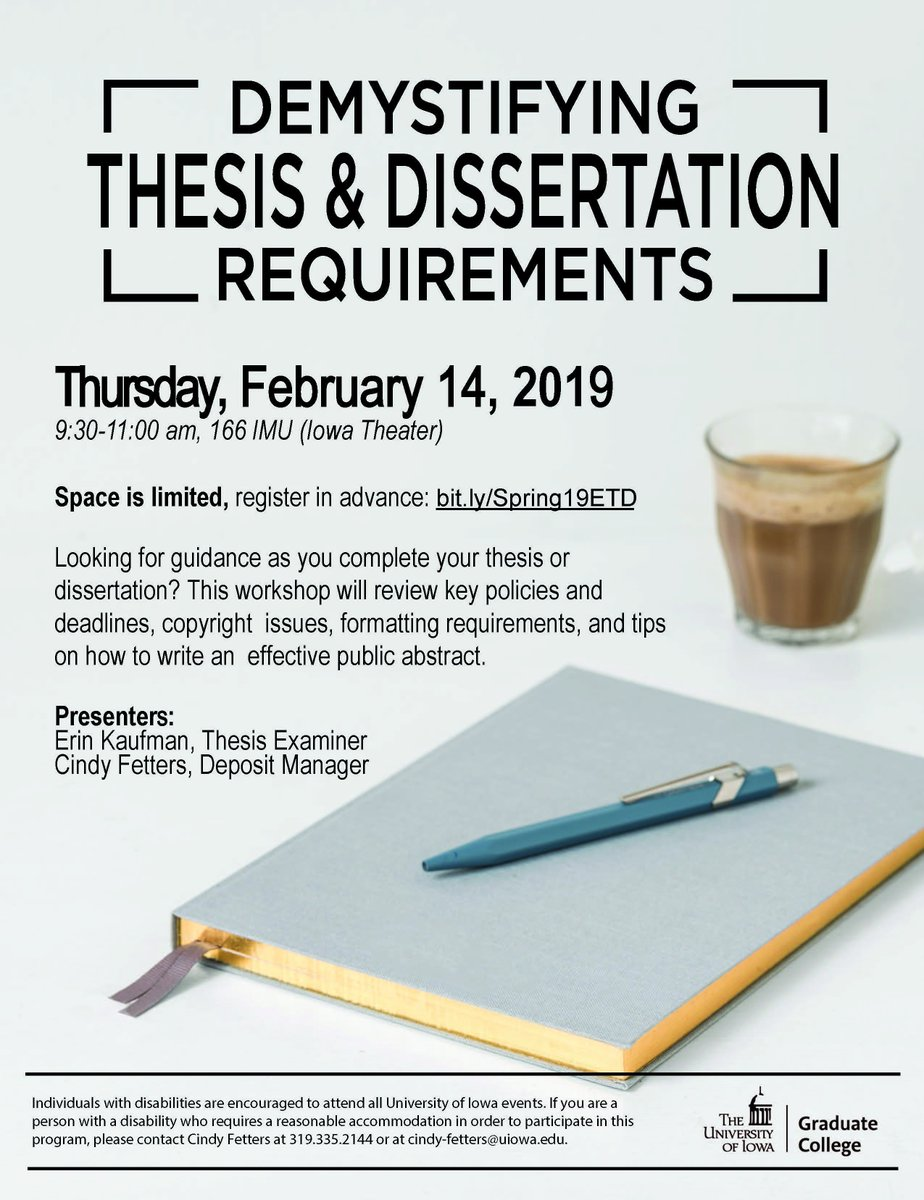uiowa thesis deadline