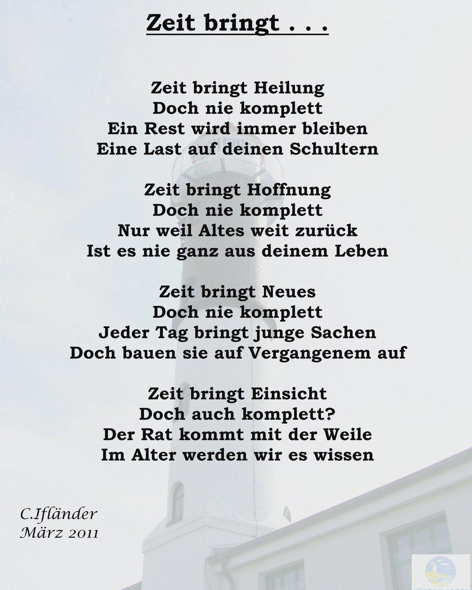 ο χρήστης Küstenworte στο Twitter Zeit Bringt Von
