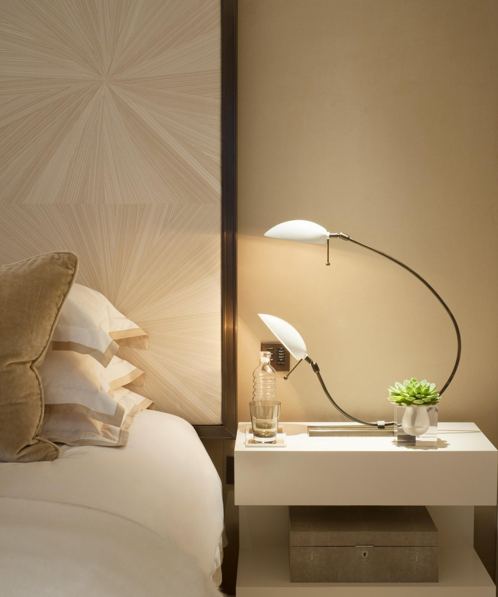 Joanna Wood Na Twitteri Lighting Is Key In Interior Design Especially During The Darker Months Task Lighting Needn T Be Dull Either Look At These Bedside Lamps A Work Of Art