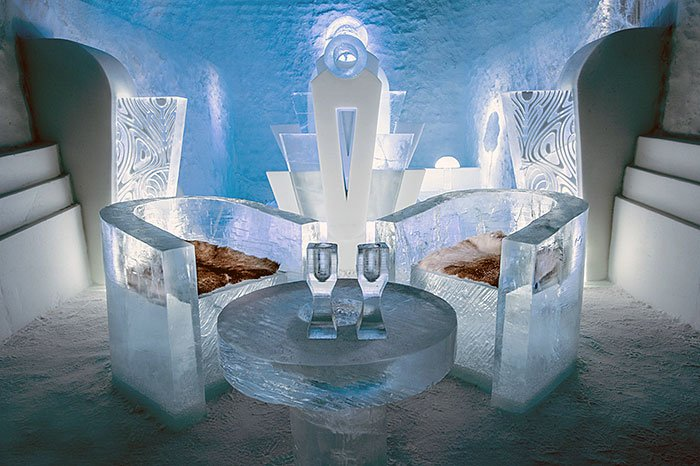 Luxury Igloos and Ice Hotels... https://t.co/cMRWcOY5ZD