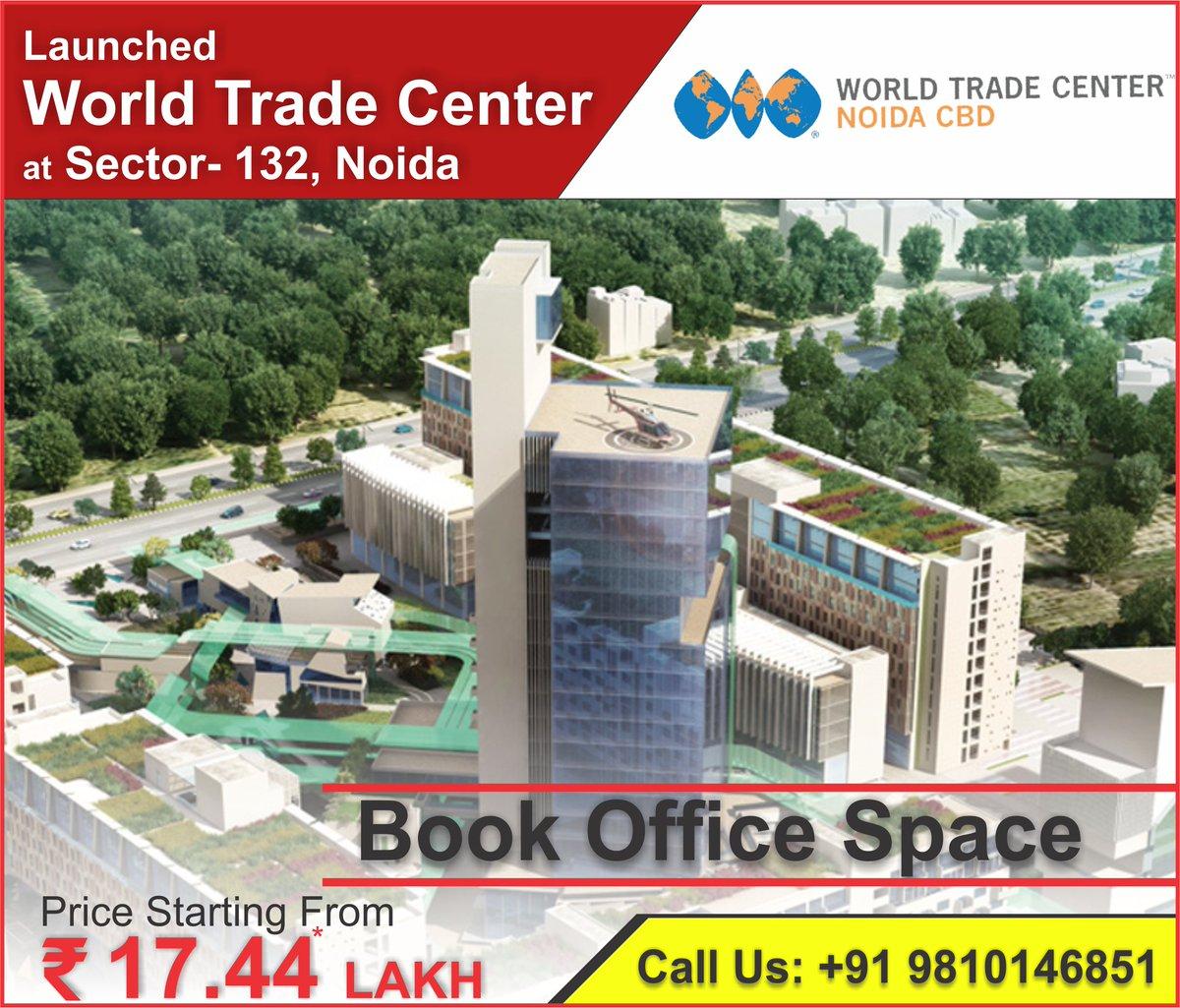 World Trade Center Sector 132 Noida (@wtc_sector132) | Twitter