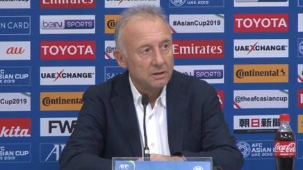 """VIDEO #Zaccheroni: """"Chiediamo scusa ai tifosi"""" #CoppaAsia http://rosea.it/29575709WL"""