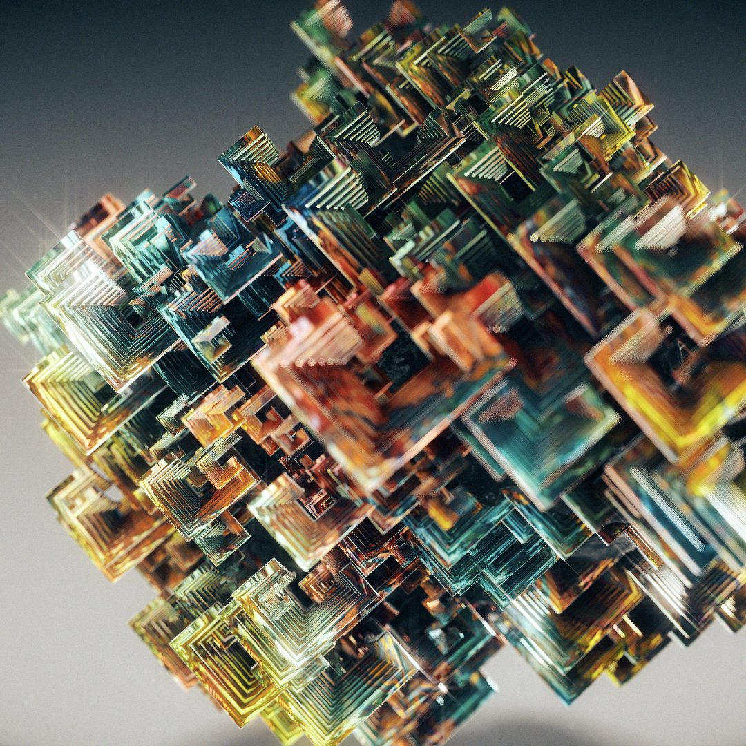 """Bismut & Bismut Architectes robert holtby on twitter: """"bismuth (ish) - created with"""