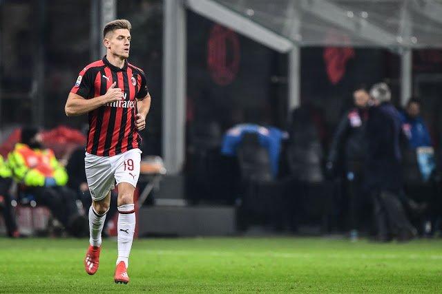 Krzysztof Piatek Tak Pernah Latihan Serius di AC Milan
