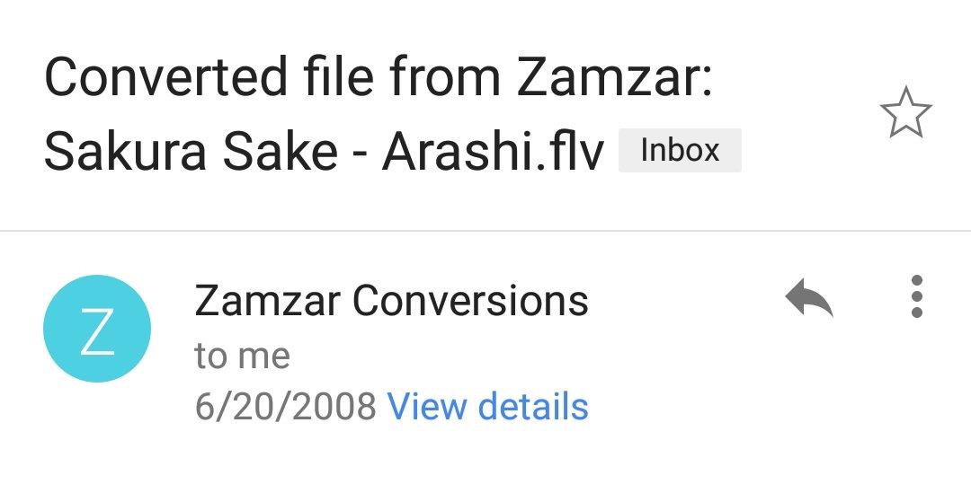 Zamzar on Twitter: