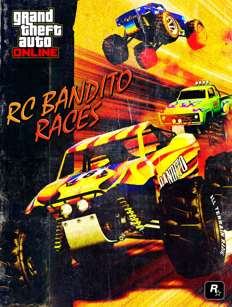 Gta News Rockstarintel Com On Twitter Gta Online Event Week The Rc Bandito And 8 New Races Are Now Available Read More Https T Co Lp6shzwmvl