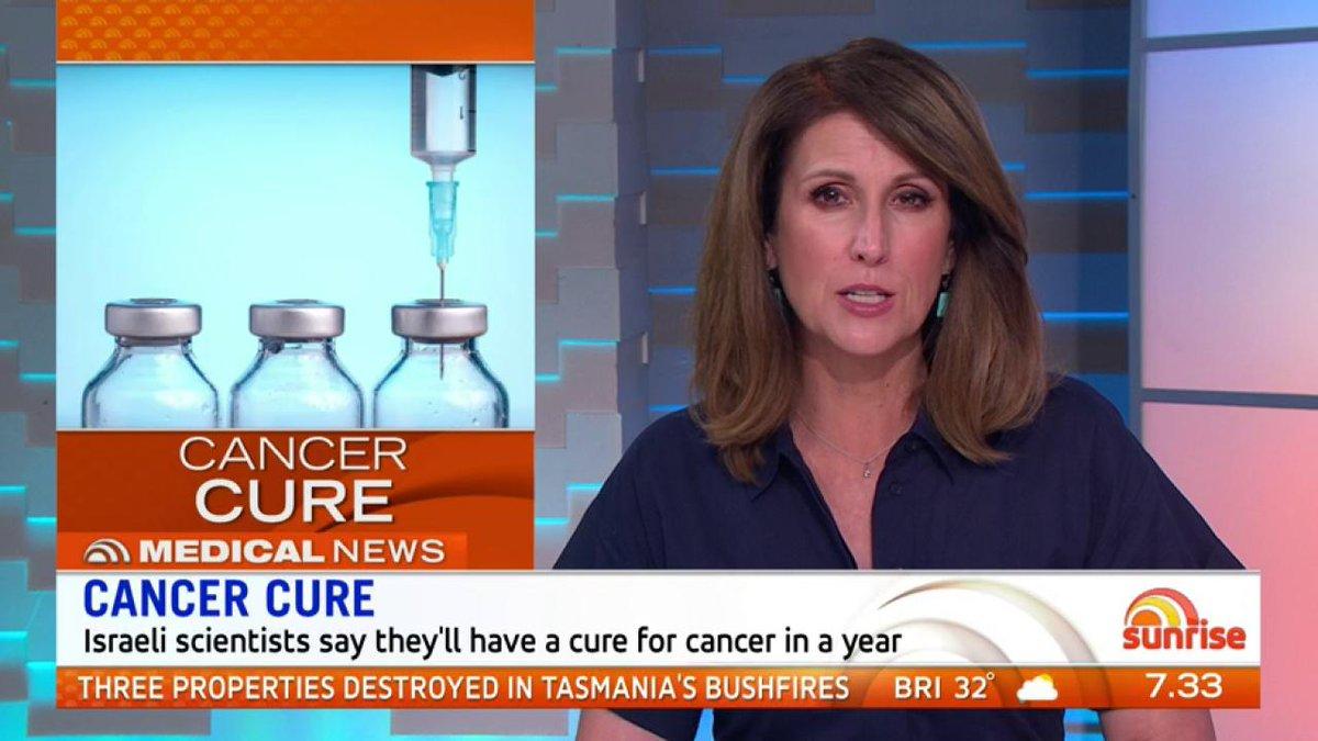 Cancer News Israel