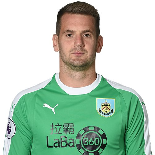If I had a list of things I hate with passion, Tom Heaton will be on top of that list.