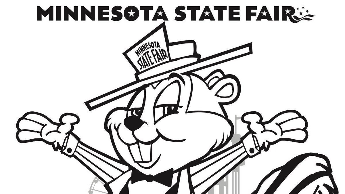 Minnesota state fair on twitter looking for a fun way to pass the