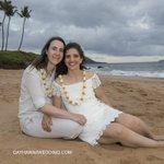 Image for the Tweet beginning: LOVE is.... romantic wedding #mauiwedding,