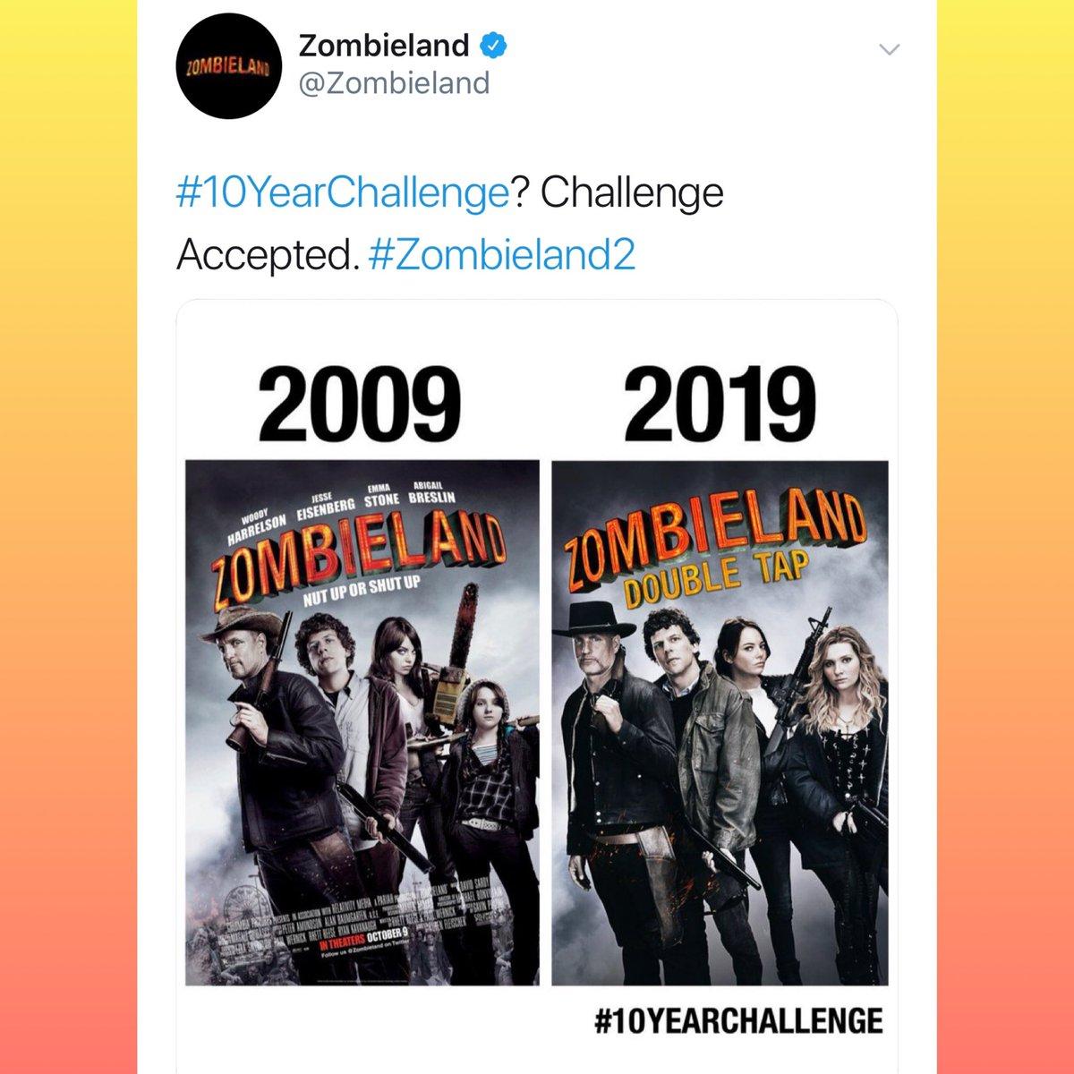 Zombieland2 Hashtag On Twitter