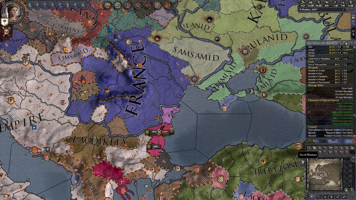 Ck2 Empires