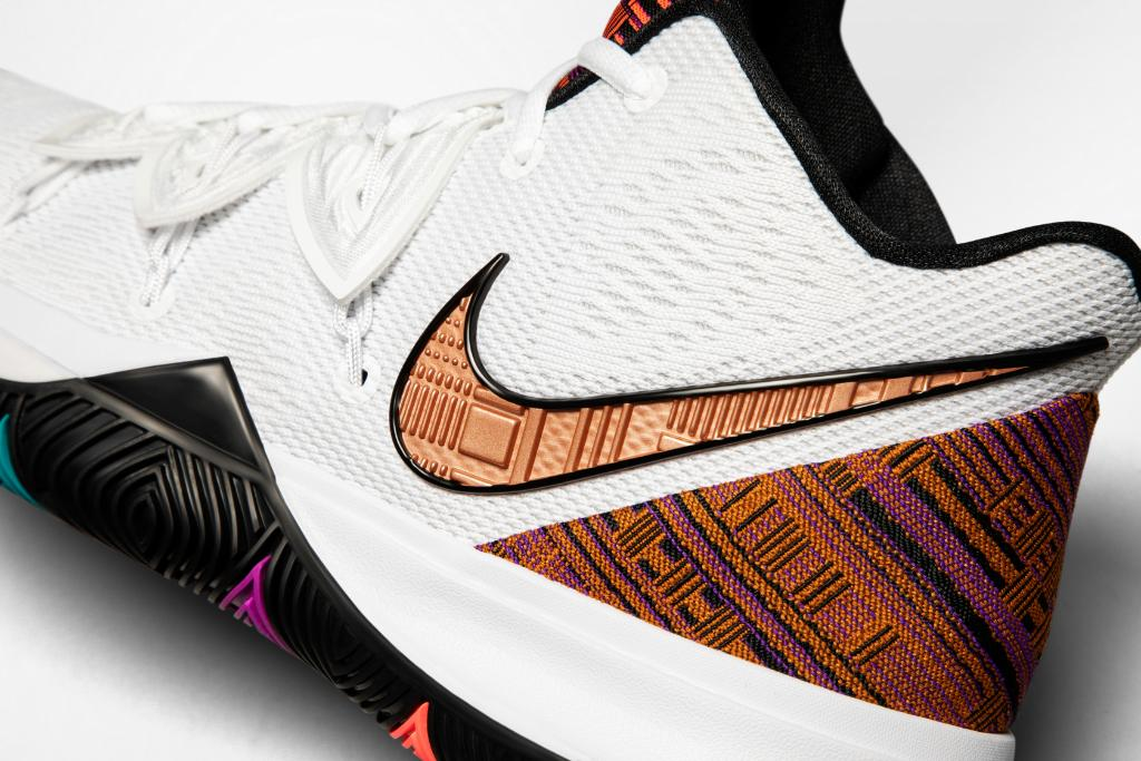 91fe07abef5e Celebrating rich history and traditions.  Nike Kyrie 5 and PG 3  BHM   Launching 2 1