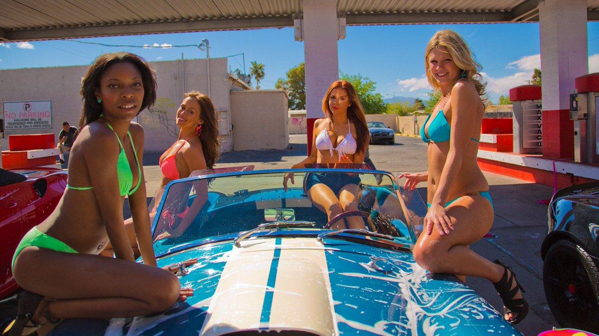 """All American Bikini Wash Car Full Movie sony movie channel on twitter: """"all american bikini car wash"""
