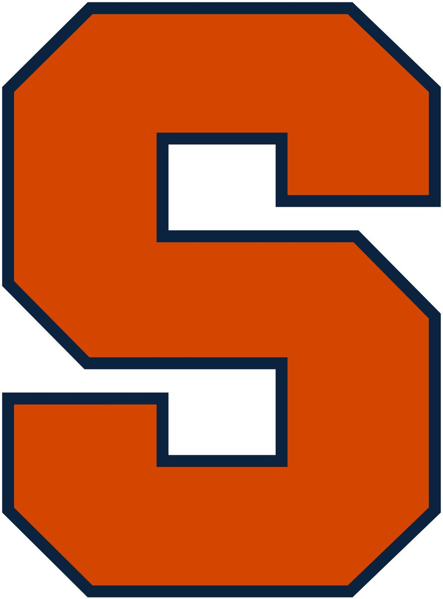 Blessed to receive an offer from Syracuse university #GoOrange🍊@MarioMypkdk79 @247recruiting @Andrew_Ivins @larryblustein @larryblustein @JerryRecruiting