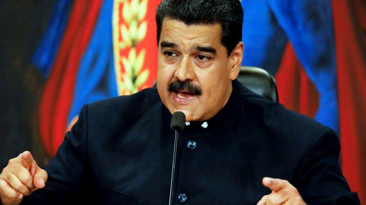 Maduro: Trump benim öldürülmem için talimat verdi 68