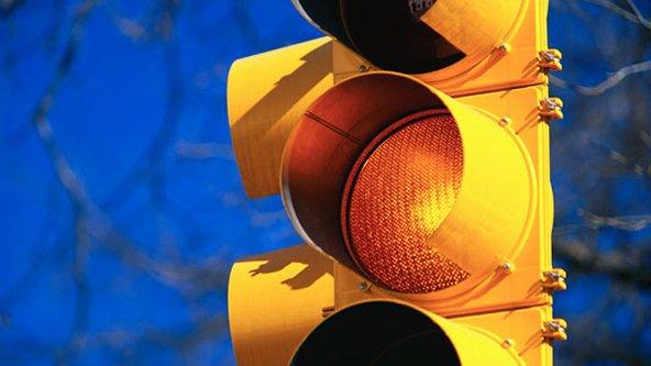 #Santa Rosa | #SemáforosIntermitentes: Solicitan circular con precaución sobre Circunvalación Este