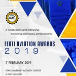 Image for the Tweet beginning: 3rd FEATI Aviation Awards: Welcome