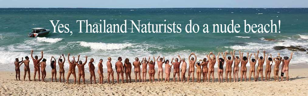 Thailand nude beaches are