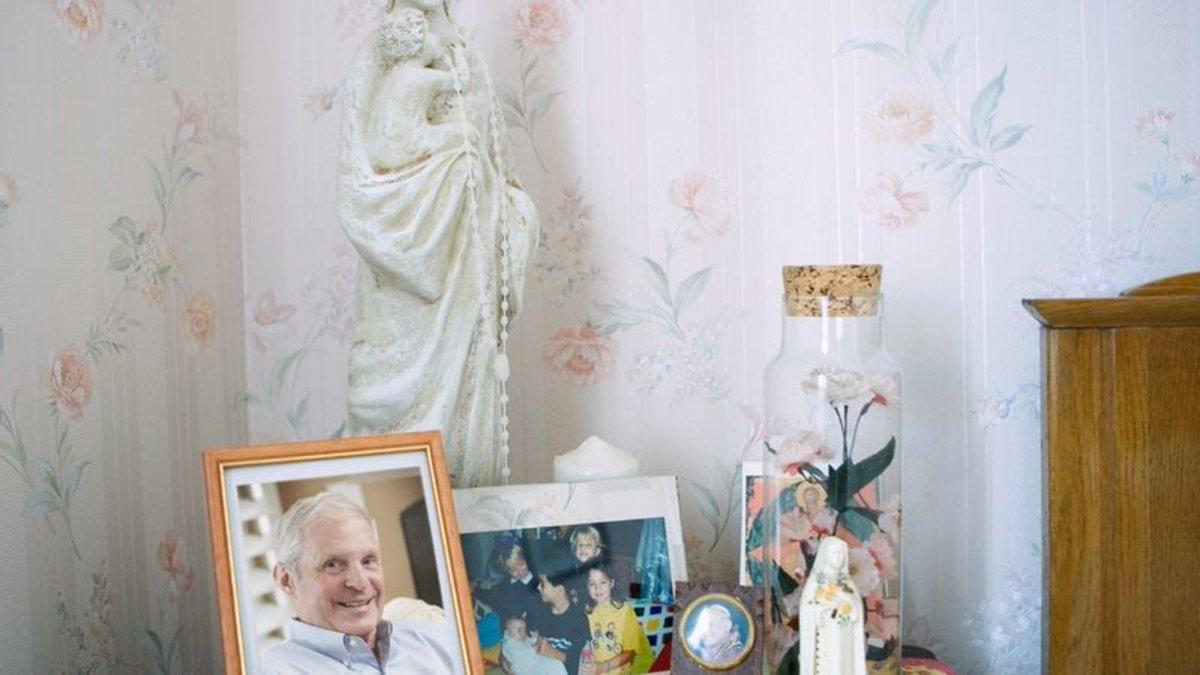 Alcoholic Father Granted Posthumous Sainthood By Catholic Family https://trib.al/Yban3nq