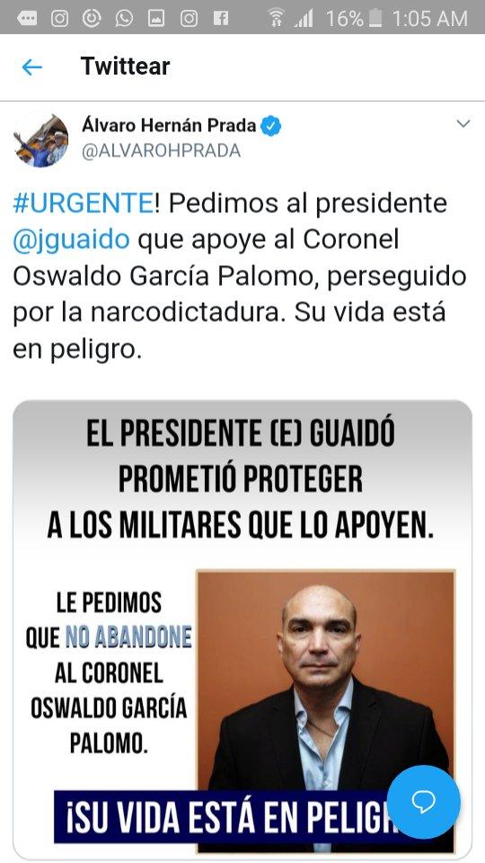 Maduro: Si algo me pasa, ¡retomen el poder y hagan una revolución más radical! - Página 7 DyIobWIWoAonH2I