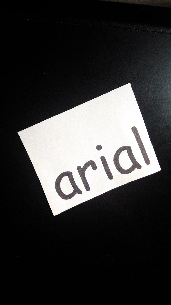 arial hashtag on Twitter