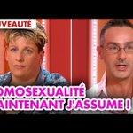 Image for the Tweet beginning: J'assume mon #Homosexualité ►