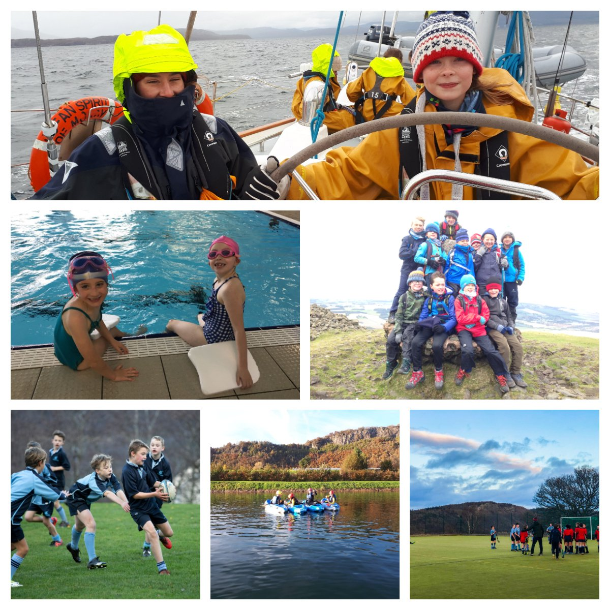 Life is a big #adventure and there is a whole world out there to be explored. At Craigclowan we want to give our pupils the #courage and strength of character to explore it. Why not come along on Open Morning and find out more about our adventures? https://bit.ly/2B9IqTs