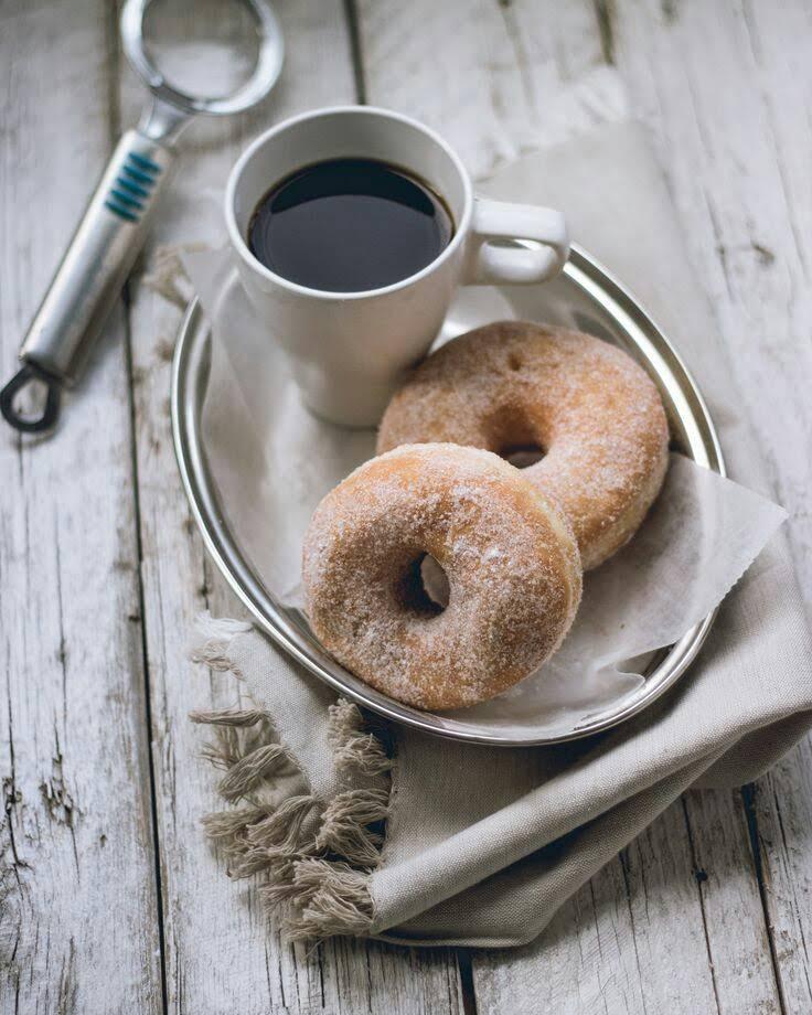 доброе утро картинки пончики цвет неба