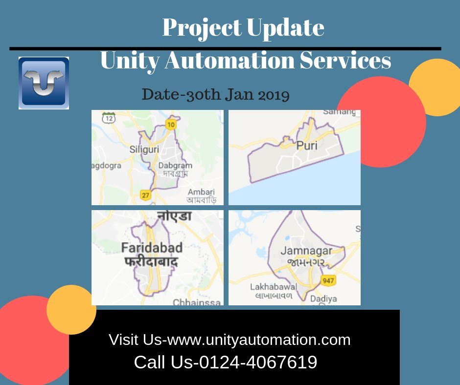Unity Automation on Twitter: